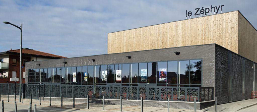 Photo: Le Zephyr facade